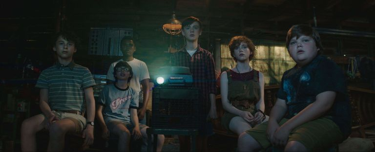 It 2017 The Losers Club Horror Movies Photo 40650105