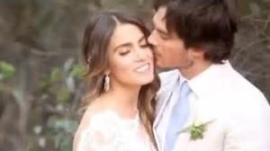 Ian and Nikki's wedding