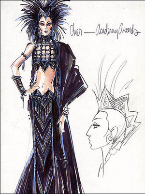 Iconic Designs For Cher