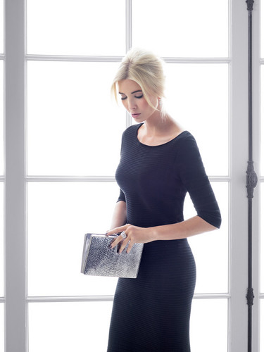 Ivanka Trump 바탕화면 entitled Ivanka Trump - 2015 Fall Campaign