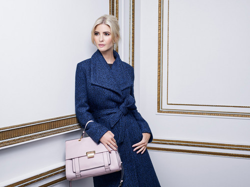 Ivanka Trump 바탕화면 titled Ivanka Trump - 2015 Fall Campaign