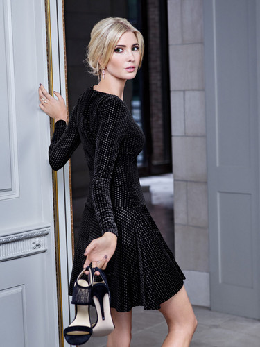 Ivanka Trump 바탕화면 called Ivanka Trump - 2015 Fall Campaign