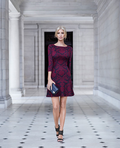 Ivanka Trump hình nền entitled Ivanka Trump - 2015 Fall Collection