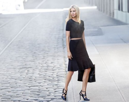 Ivanka Trump fond d'écran called Ivanka Trump - 2015 Spring Collection