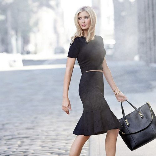 Ivanka Trump fond d'écran entitled Ivanka Trump - 2015 Spring Collection