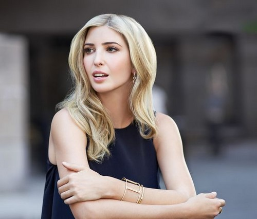 Ivanka Trump 바탕화면 entitled Ivanka Trump - 2015 Spring Collection