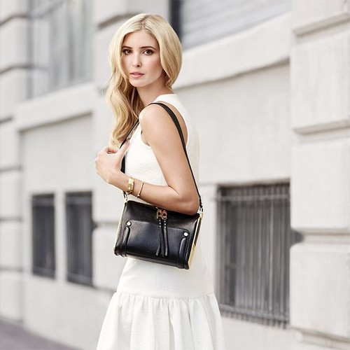 Ivanka Trump achtergrond titled Ivanka Trump - 2015 Spring Collection