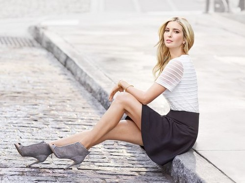 Ivanka Trump hình nền entitled Ivanka Trump - 2015 Spring Collection