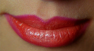 Ivy's lips