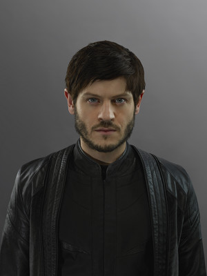 Iwan Rheon as Maxius in Marve's Inhumans Season 1 Official Picture