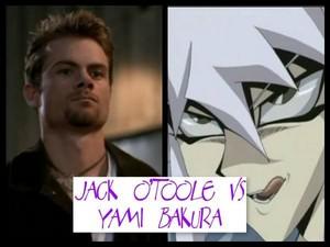 Jack O'Toole Vs Yami Bakura