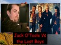 Jack O'Toole Vs the lost Boys
