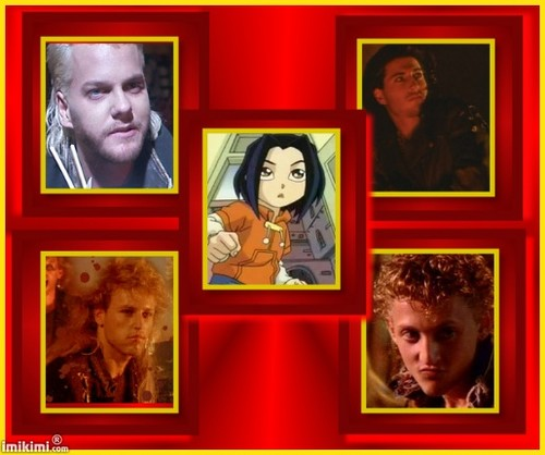The Lost Boys Movie fond d'écran titled Jade and the Lost Boys