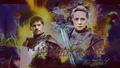 Jaime Lannister and Brienne of Tarth - game-of-thrones wallpaper