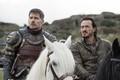 Jaime Lannister and Bronn (7x04) - jaime-lannister photo