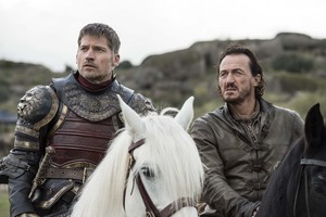 Jaime Lannister and Bronn (7x04)