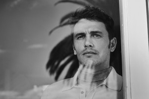 James Franco - Icon Magazine Photoshoot - 2013