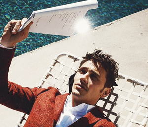 James Franco - icona Magazine Photoshoot - 2013
