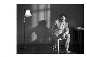 James Franco - Mister muse Photoshoot - 2012