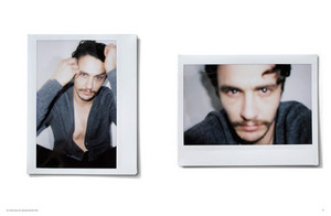 James Franco - Mister Muse Photoshoot - 2012