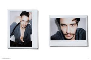 James Franco - Mister ミューズ Photoshoot - 2012
