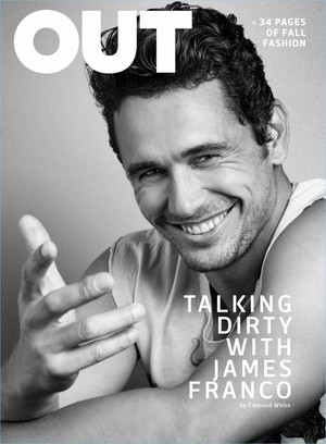 James Franco - Out Cover - 2017