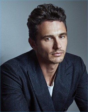 James Franco - Out Photoshoot - 2017