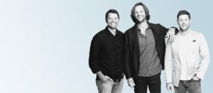 Jensen, Jared and Misha