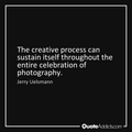 Jerry Uelsmann Quote - photography photo