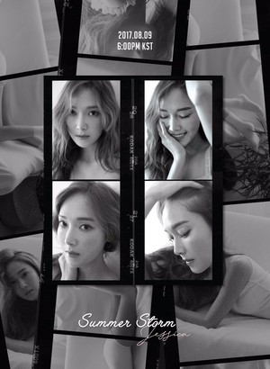 Jessica 3rd Mini Album 'My Decade' Teaser
