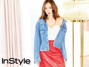Jessica Instyle Korea