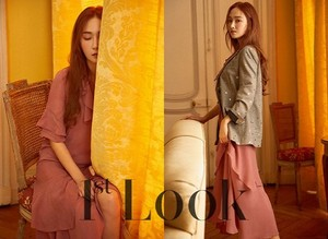 Jessica Jung for 1st Look Vol.138 (August Issue)