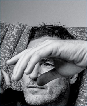 Joaquin Phoenix - New York Times Style Photoshoot - 2017