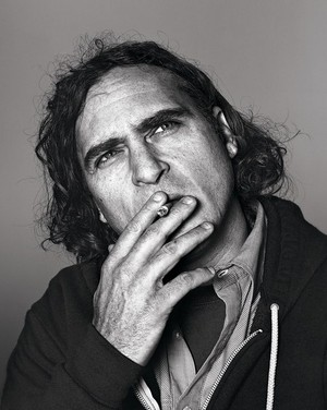 Joaquin Phoenix - W Magazine Photoshoot