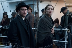 Joaquin Phoenix as Bruno Weiss in The Immigrant (2013)