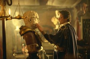 Joaquin Phoenix as Commodus in Gladiator (2000)