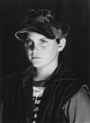 Joaquin Phoenix as Danny in Russkies (1987)