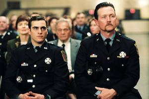 Joaquin Phoenix as Jack Morrison in Ladder 49 (2004)