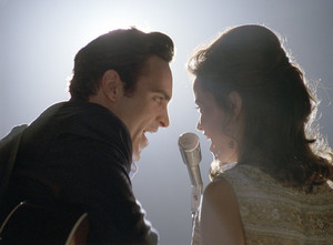 Joaquin Phoenix as Johnny Cash in Walk the Line (2005)