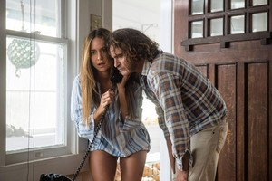Joaquin Phoenix as Larry 'Doc' Sportello in Inherent Vice (2014)
