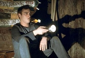 Joaquin Phoenix as Merrill Hess in Signs (2002)