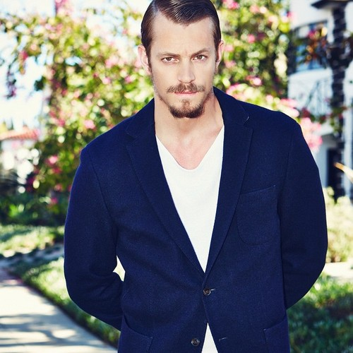 Joel Kinnaman দেওয়ালপত্র titled Joel Kinnaman - Sharp Magazine Photoshoot - 2015