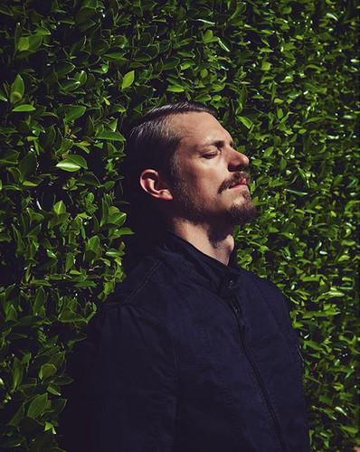 Joel Kinnaman پیپر وال entitled Joel Kinnaman - Sharp Magazine Photoshoot - 2015