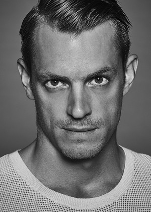 Joel Kinnaman - The Laterals Photoshoot - 2016