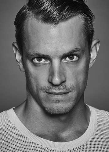 Joel Kinnaman پیپر وال titled Joel Kinnaman - The Laterals Photoshoot - 2016