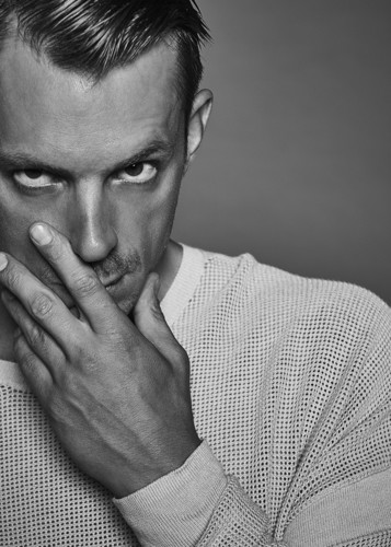 Joel Kinnaman দেওয়ালপত্র titled Joel Kinnaman - The Laterals Photoshoot - 2016