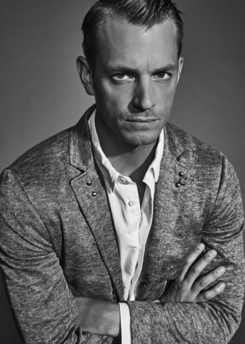 Joel Kinnaman Обои called Joel Kinnaman - The Laterals Photoshoot - 2016