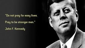 "John Fitzgerald ""Jack"" Kennedy (May 29, 1917 – November 22, 1963)"