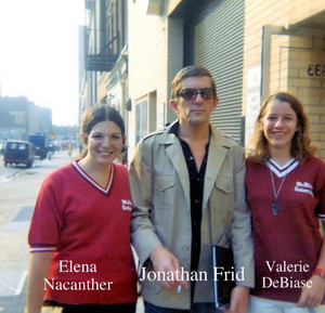 Jonathan Frid and Fans