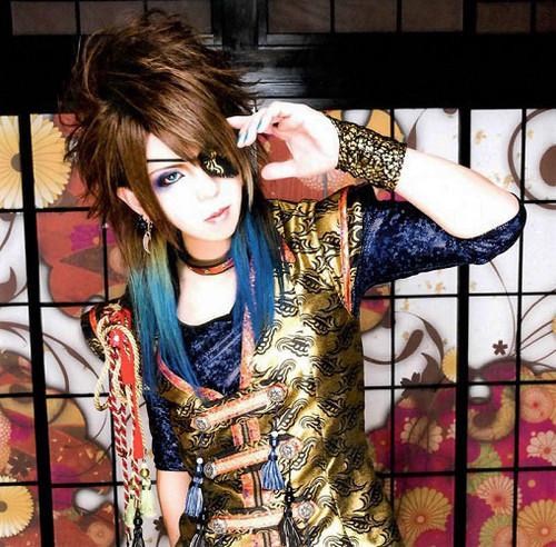 Junji Tokai achtergrond entitled Junji